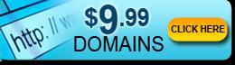 99 dollars domain